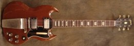 63, like my Historic 62, a copy of my 61 SG