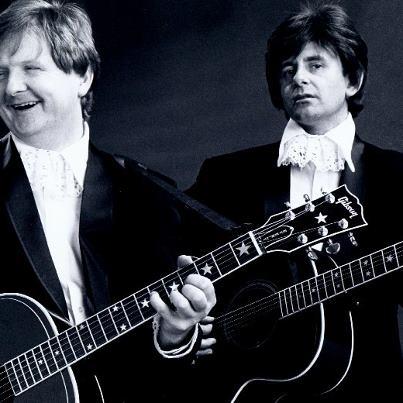 Adrian & Steve; Drummond Brothers